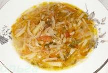 Food - Russian Soup - Суп / Russian soups