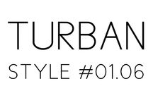 Turban / Style #01.06 / DONIA ALLEGUE - Parisian House of Turbans Millinery Made in France http://www.doniaallegue.com
