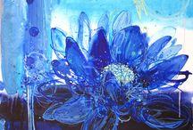 I'm blue...