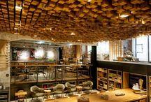 soffitti e pareti in legno