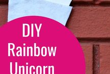 Magical Unicorn DIY Crafts / Unicorn crafts and DIY tutorials. Things you can make shaped like Unicorn. Unicorn pillows and Unicorn clothes. Unicorn horns. Unicorn decorations and home decor items.