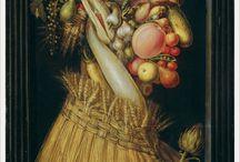 Giuseppe Arcimboldi / Arcimboldo 1526 - 1593
