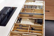 Kuche Internal Storage