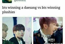 BTS memed