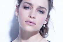 Emilia Clarke Soft Summer