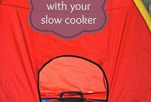 Travel Trailer Camping