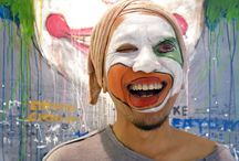 Laughing project! Heyokah Art House / Please jOin in our laughing project! Paint your self a clown face or simply dress up! Take a picture and a video 5-15seconds of you laughing! Send it into the project curator at heyokah.art.house@gmail.com