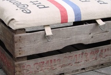 DIY met postzakken / De leukste zelfmakers van oude PTT postzakken