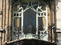 Art Nouveau and Art Deco