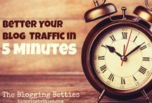 Blogging / Tips, advice and infographics for blogging and marketing your blog