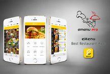 Smartphone App for Restaurants