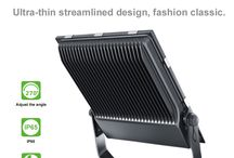 LED Floodlight / Use at Workshop, factory, warehouse, highway toll stations, gas stations, supermarkets, exhibition halls, stadiums, construction sites, mining areas