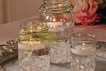 Ginger Centerpieces
