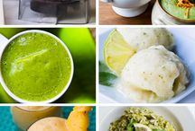 Vitamix recipes! / by Amanda Whited