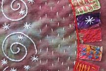 Stitching For Fun / by Kaye Miller