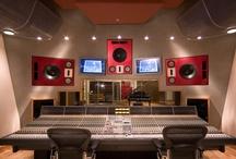 recording studios design