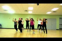 Zumba Workouts / by Traci Burton