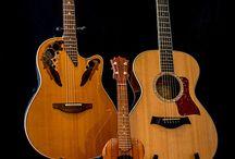 Guitars / Guitars / by Charles Mooney