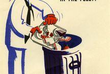 Propaganda/vintage Ad's