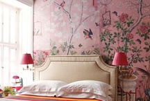 Papier peints chinoiserie