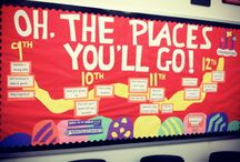 HS Counseling: Bulletin Boards / by Danielle Simpson