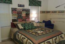 Big Boy Bedroom Ideas / by Tara Craiger
