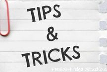 Tips and Tricks / Random tips and tricks :)