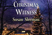 Susan's Christmas Books / Christmas Novels by Susan Sleeman