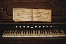 Keyboards / by Gradyne Ferguson