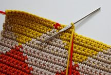 tapestrip crochet