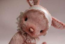 Bunnies & Bears, oh my!