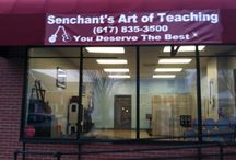 """Senchant's Art of Teaching / We offer """"the areas finest guitar, vocal, piano, bass, violin, mandolin, ukulele & drum lesson program!"""" You will discover your unique musical voice. We will teach you how to efficiently use your practice time. You will be professionally instructed on how to define, set and effectively achieve your goals. Teaching since 1991, our experience gives you the benefit of a """"better and more fun lesson experience.""""  Call 617-835-3500 to set up your first lesson today!  Visit our website Senchant.com"""