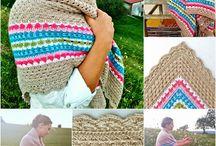 Knitting & Crochet patterns / by Judy Cash