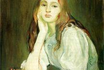 Art / Berthe Morisot / by Victoria Buttigieg