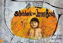 Hieonymus Bosch / Kinder- en jeugdboeken over Hieronymus Bosch.