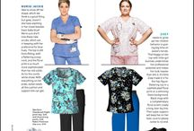 Scrubs Fashion / Latest and greatest scrubs fashion. Keeping it trendy in the world's most comfortable work clothes.
