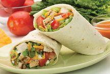 Wraps / by Earl of Sandwich