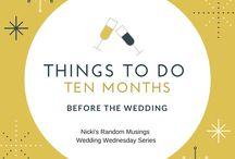 Wedding Wednesdays