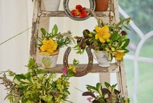 decorating with horse shoes