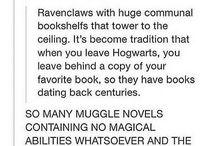 Ravenclaw; HP