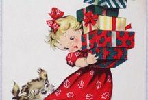 Vintage Christmas / by Shannon Wijkowski