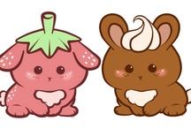 Fruit Bunny :)