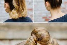 Φιόγκοι με μαλλιά