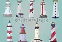 világító torony