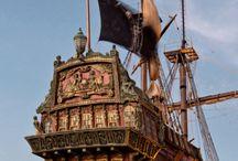 Ships & sailing
