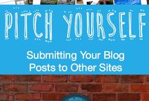 Writing Submission Resources / Tips, advice and resources around submitting your writing/blog posts to be featured on a website or in an anthology