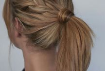 Hairstyling ideas