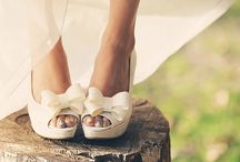 wedding shoes / おきにいりの靴たち