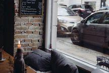 grand cafe / interior cafe