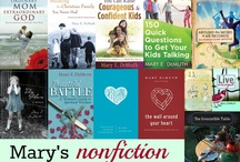 Non-Fiction Books by Mary DeMuth / Non-fiction #books written by Mary DeMuth. / by Mary DeMuth